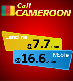 Cameroon Phone Card