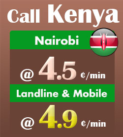 Phone Card Kenya